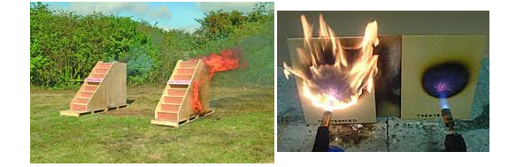 Fire Retardant for Wood